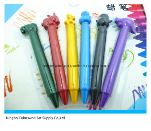 3D Creative Starfish Sharp Plastic Crayons for Students and Kids pictures & photos