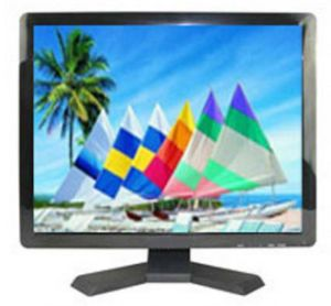 17 Inch Commercial CCTV Monitor with Plastic Housing pictures & photos