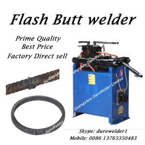 Steel Rod Butt Welding Machine/Wire Butt Welding Machine pictures & photos