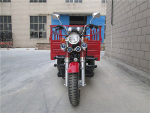 Cargo Tricycle 250cc Tricycle Water Cooling Three Wheel Motorcycle pictures & photos