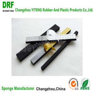 Manufacturer Supply EPDM Foam Door Seal Strip EPDM Sponge Foam Stripe pictures & photos