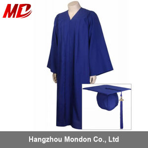 High School Wholesale Graduation Gowns pictures & photos