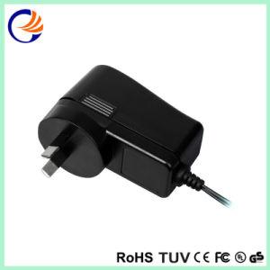 9W SAA Black Casing Universal AC/DC Adaptor Switching Power Supply