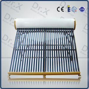 Mature Technology High Quality Pressure Solar Water Heater System pictures & photos
