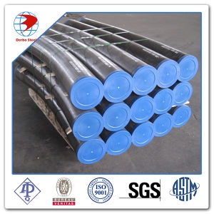 Large Size Hot Bend 3D Bw Sch40 A234 Wpb ASME B16.49 Carbon Steel Bend pictures & photos