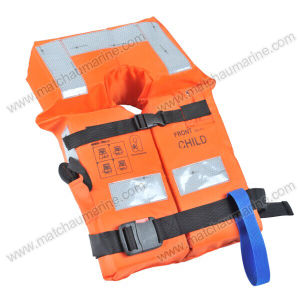 Foam Life Jacket with Lifejacket Light and Whistle pictures & photos