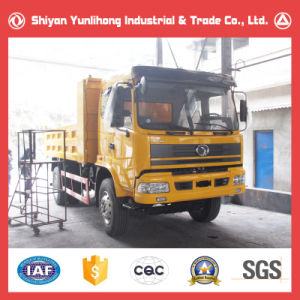 Sitom New Dump Truck of 15m3 6 Wheel Truck Priice pictures & photos