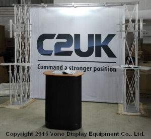 Exhibition Modular Truss Display TV Stand Trade Show Products pictures & photos