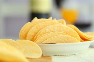 High Output Cheap Potato Chips Making Line pictures & photos