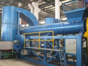 PVC Waste Bottle Recycle Line pictures & photos