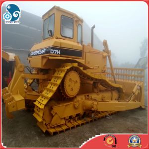 Used Caterpillar (d7h, 200HP) Crawler Bulldozer with New Winch/Ripper for Sale pictures & photos