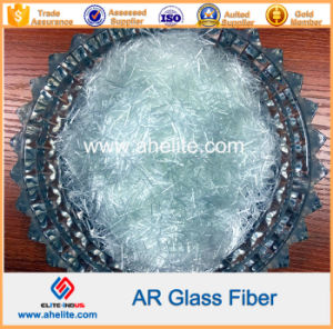 Alkali Resistance Ar Glass Fiber Chopped Strands pictures & photos