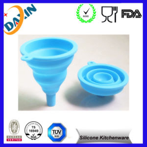 New-Style Cookware Silicone Fish Bowls Silicone Folding Bowl pictures & photos