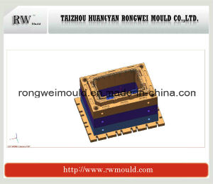Plastic Square Dustbin Body Mould Injection Mold