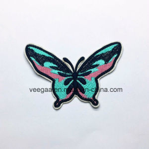 New Apparel Accessories Embroidered Patches Embroidery Patch