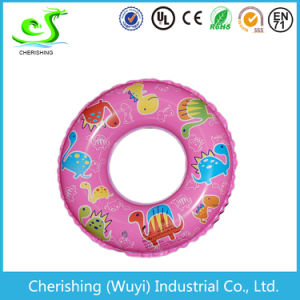 Inflatable Pink Swim Ring for Adult pictures & photos
