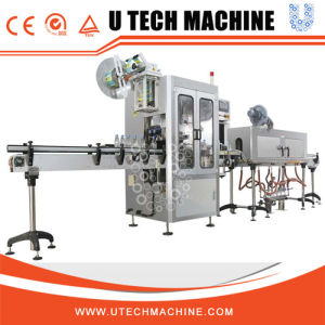 Hot! Sales Full Automatic Sleeve Labeling Machine pictures & photos