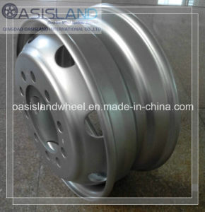 Steel Truck Rim 8.25X22.5 9.00X22.5 11.75X22.5 for Heavyduty Truck and Trailer pictures & photos