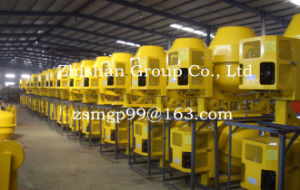 Cm550 (CM50-CM800) Zhishan Portable Electric Gasoline Diesel Cement Mixer pictures & photos