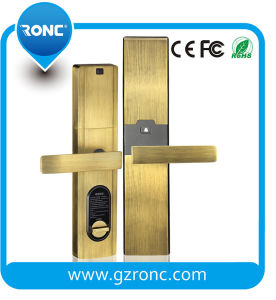 Free Software Management Smart Hotel Door Lock pictures & photos