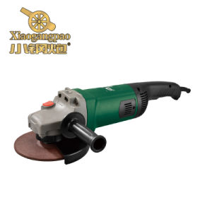 Xiaogangpao 2600W Angle Grinder (LJ-81018A) pictures & photos