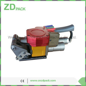 Pneumatic Plastic Strapping Machine with Great Power for 32mm (XQD-32) pictures & photos