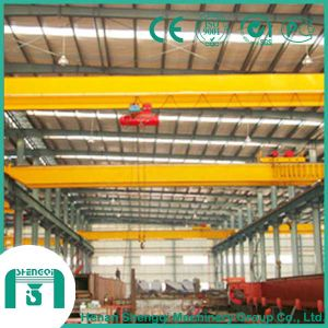 Ld Type Electric Hoist Overhead Crane in Single Girder pictures & photos
