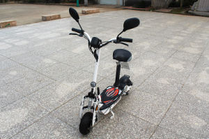 EEC Electric Scooters 500W Electric Scooter with Mirror pictures & photos