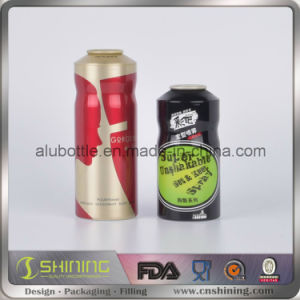 Hot Sale Aluminium Empty Aerosol Packing Cans for Perfume Body