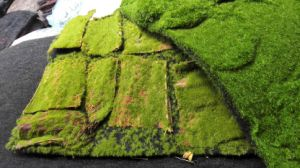 Good Selling Artificial Green Wall Gu-Wall0176727 pictures & photos