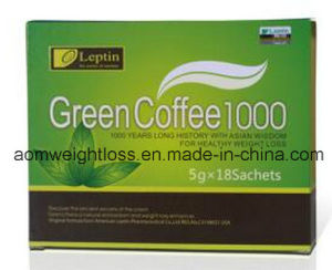 OEM/ODM Weight Loss Leptin Green Slimming Coffee pictures & photos