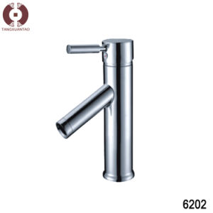 Bathroom Kitchen Hardware Copper Water Faucet (6202) pictures & photos