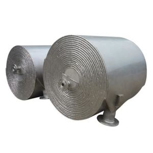 Carbon Steel Spiral Plate Heat Exchanger