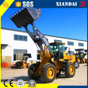 Log Crane Wheel Loader Xd935g pictures & photos
