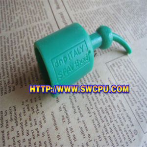 Custom-Made Colorful Engraved Plastic Toy Cap (SWCPU-P-P778) pictures & photos