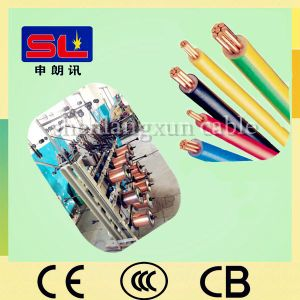 450/750V Single Core PVC Insulated Electric Wire