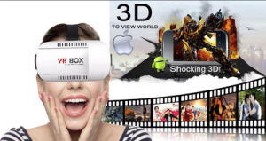 3D Virtual Reality Glasses Vr Box pictures & photos