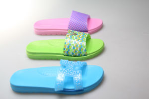 Colorful Fancy Design EVA Slipper pictures & photos