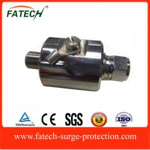 China Foshan fatech signal F type antenna feeder lightning surge protective device SPD pictures & photos