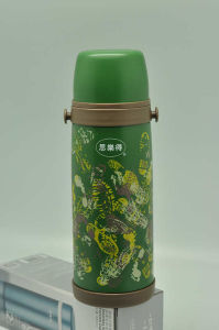 High Quality 304 Stainless Steel Vacuum Flask Double Wall Flask Svf-1000e pictures & photos