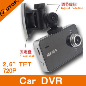 2.6 Inch HD TFT Display Car DVR, Recorder, Black Box (YT-Car DVR K6000) pictures & photos