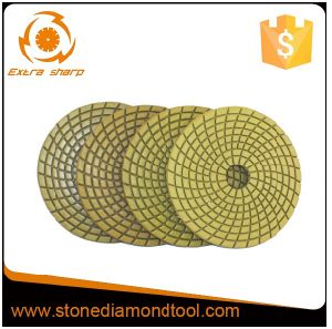 Diamond Floor Wet/ Dry Polishing Abrasive Pads for Granite/ Marble pictures & photos