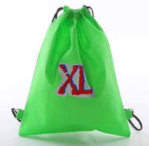 New & Trendy High Quality Non-Woven Drawstring Bag pictures & photos