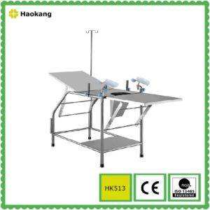 Hospital Furniture for Medical Examination Table (HK701) pictures & photos