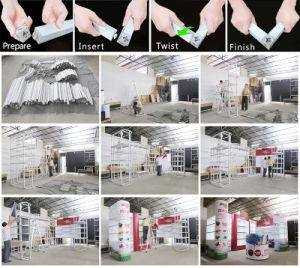 10*10 Feet Economy Portable Reusable &Versatile Exhibition Booth pictures & photos
