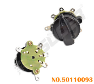 Suoer Good Quality Fan Switch with Knob for Ox Horn Fan (50110093-Switch-Ox Horn Fan 450(with Knob)) pictures & photos