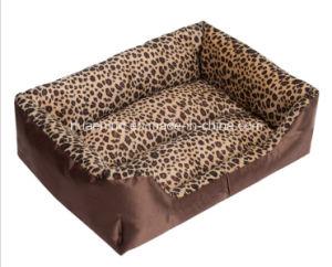 Leopard Print Oblong Pet House & Bed pictures & photos