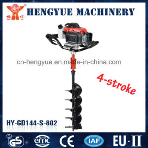 Single Operator 4 Stroke Post Hole Digger pictures & photos