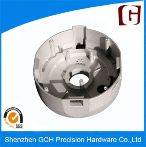 Aluminium Die Casting Cover Decoration Part (GCH15356)