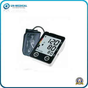 Cloud Management Wireles Transmission Arm Type Automatic Electronic Blood Pressure Monitor (UN-386A) pictures & photos